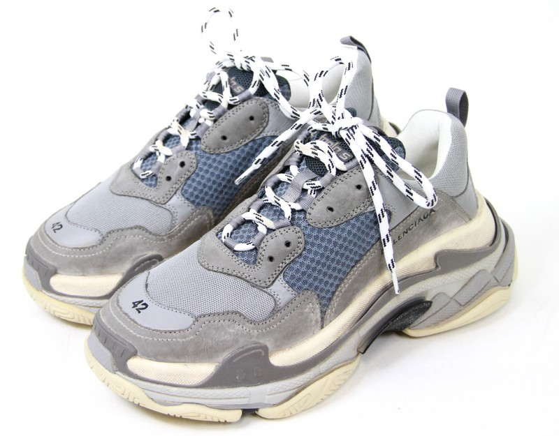 balenciaga triple s shop