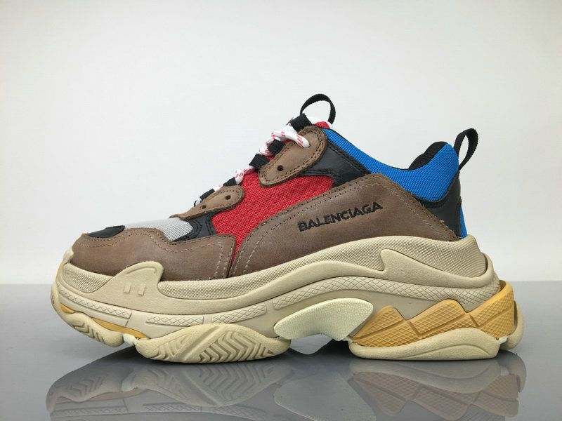 balenciaga triple s replica